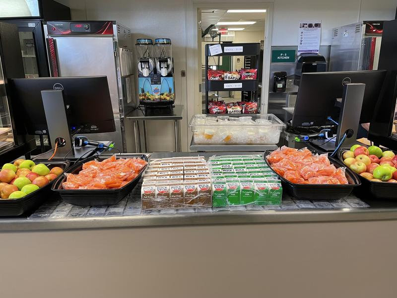 food services meals