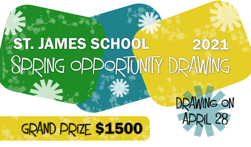 Spring Opportunity Drawing