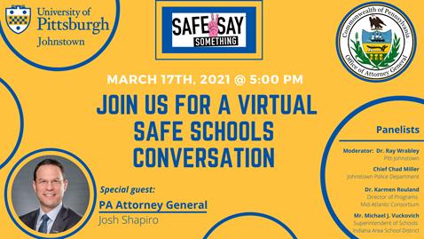 Safe Schools Conversation