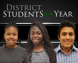 St. John District Students of the Year