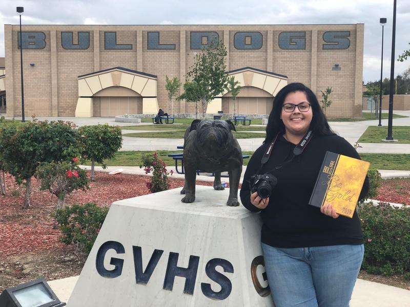 #BulldogSTRONG Student Spotlight: Jacelyn Gomez Thumbnail Image