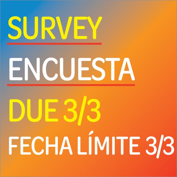 survey/encuesta