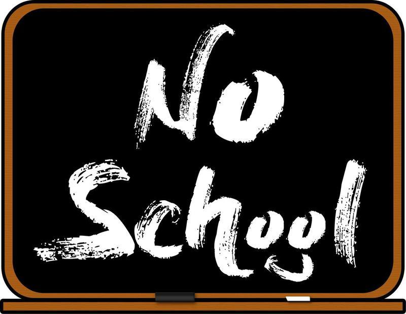 No school