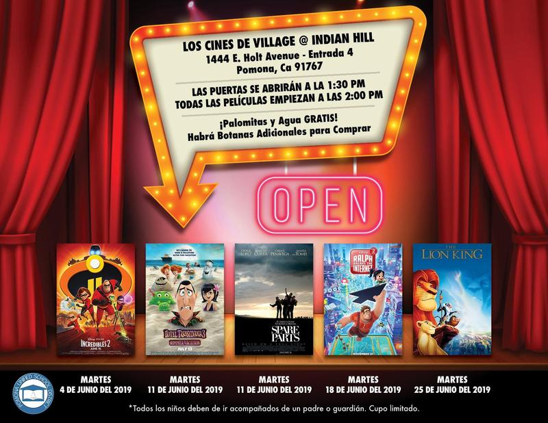 Los Cines de Village @ Indian Hill