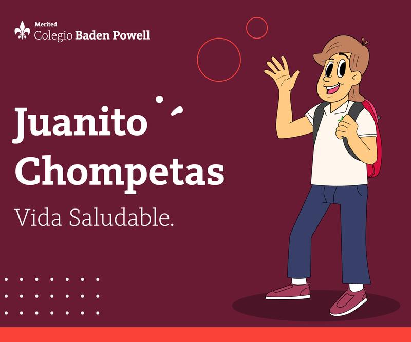 Juanito Chompetas, vida saludable Featured Photo