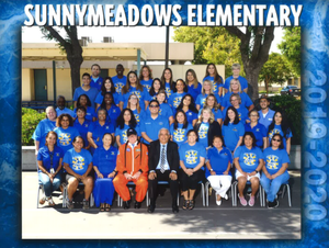 Sunnymeadows Staff picture 2019