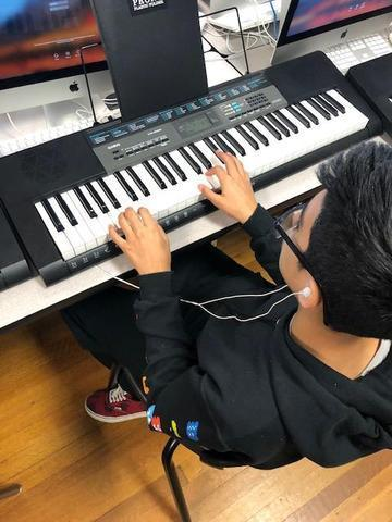 Keyboard Unit