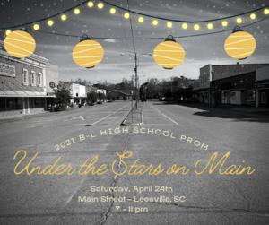 Lane Closures Announced Ahead of B-L High School Prom on Main Street