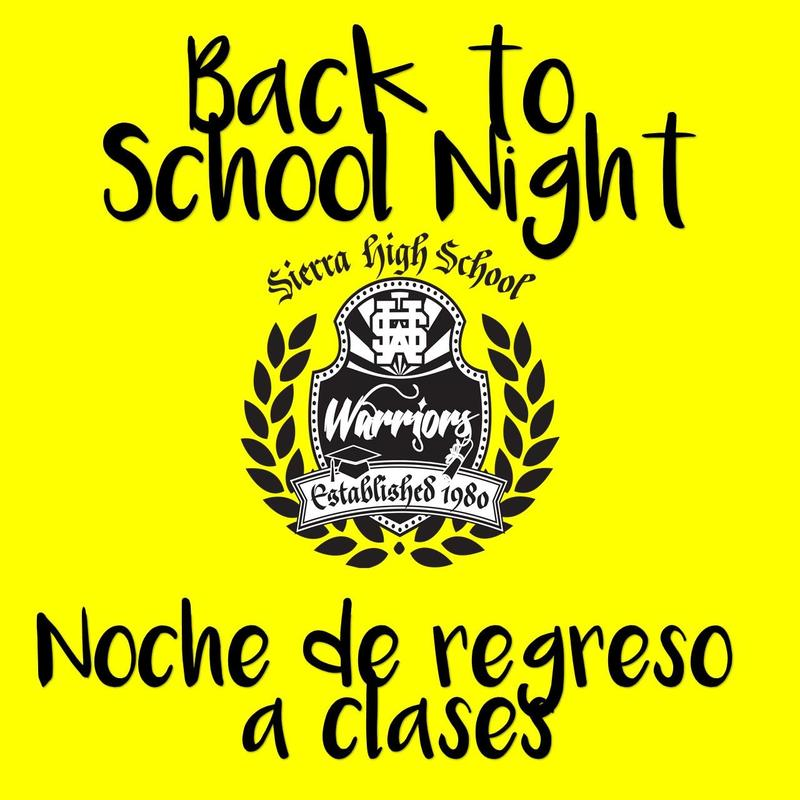 Virtual Back to School Night August 8th, 6pm-7pm: Watch the Videos Now! Featured Photo