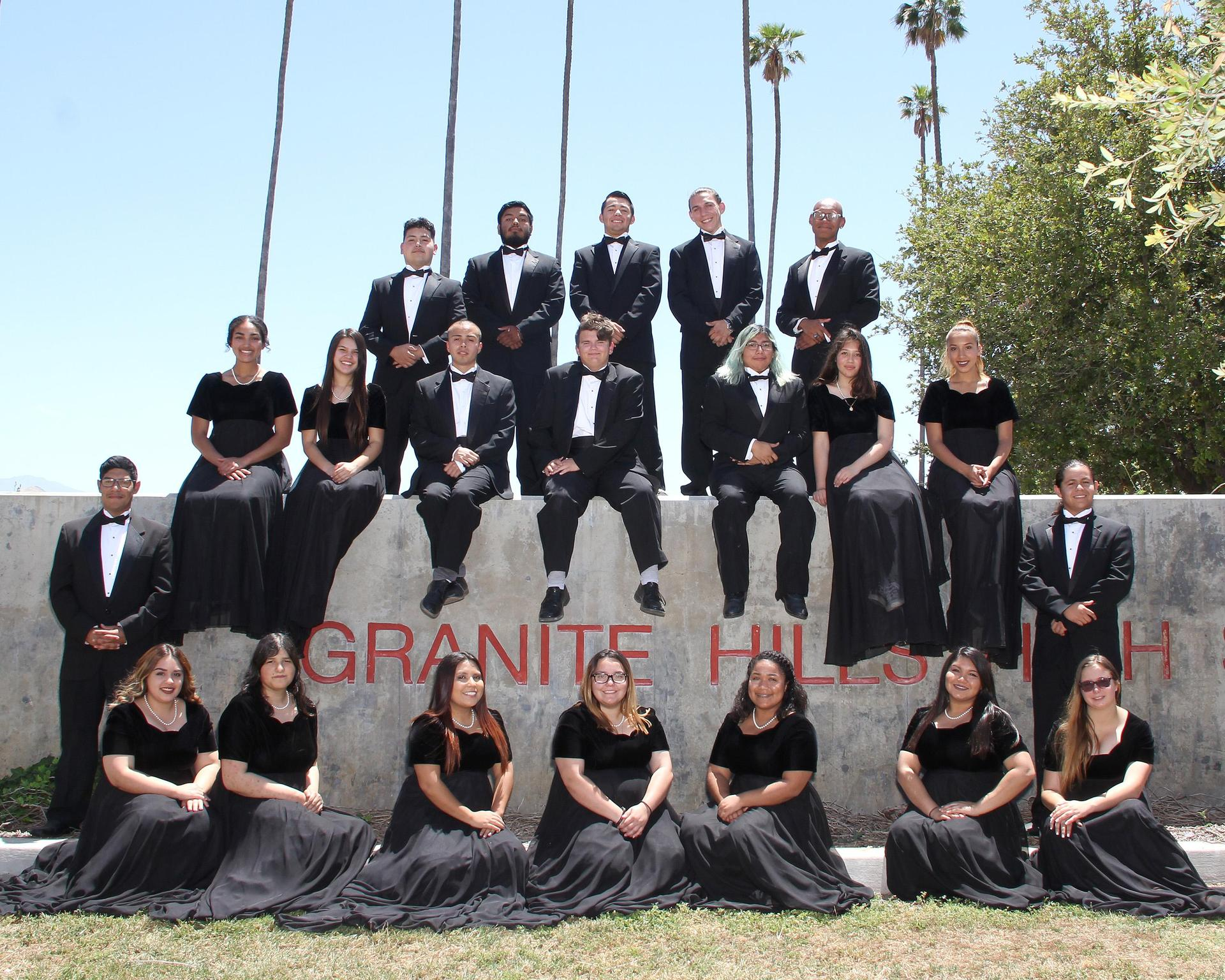 Grizzly Chamber Choir