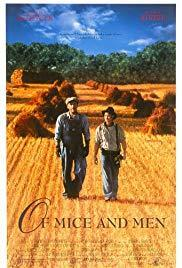 Of Mice and Men Book Image