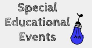 Special Education Events