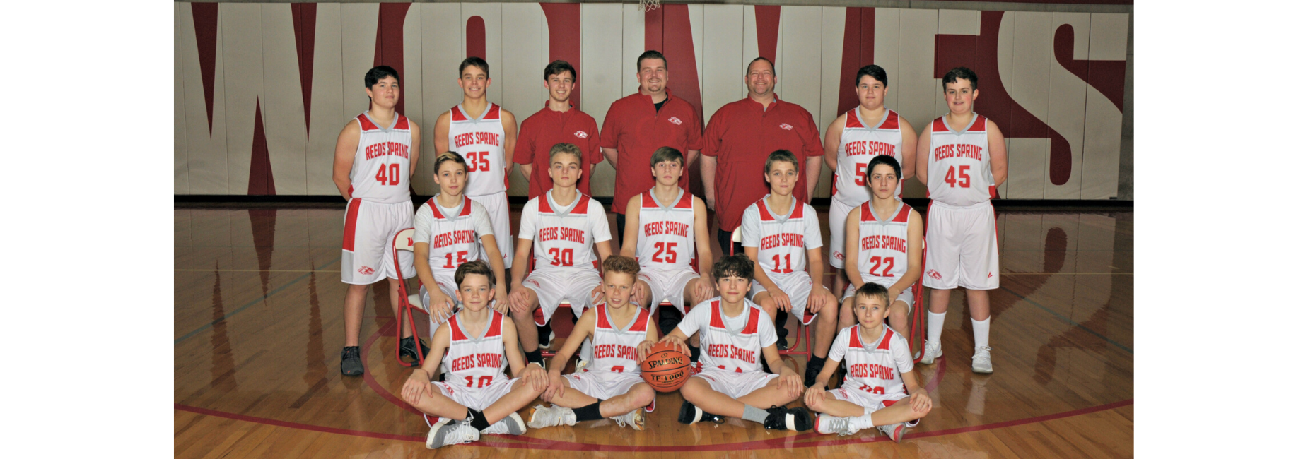 8th grade boys basketball