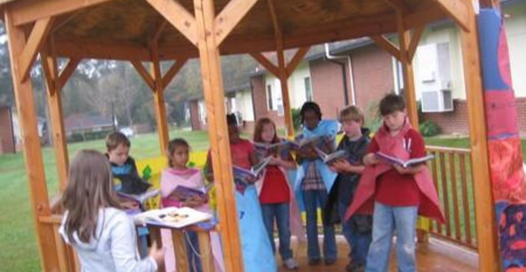 TES' Outdoor Classroom