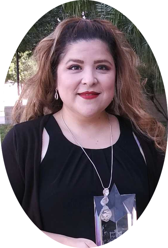 Image of A. Arevalo - Teacher of the Year