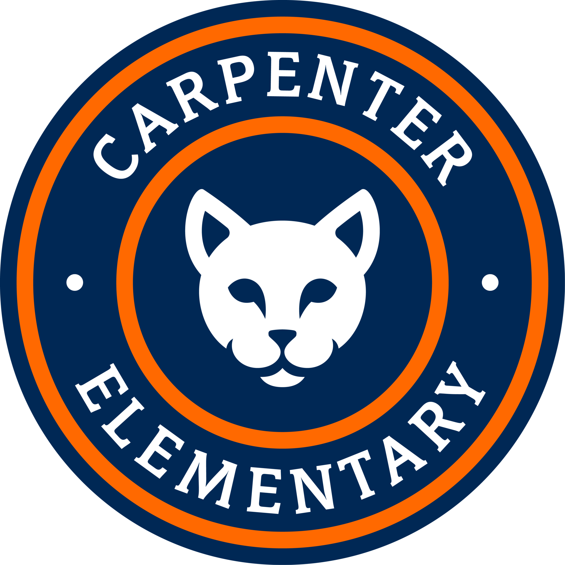 Carpenter Elementary school seal