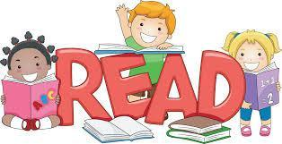 We love to read!