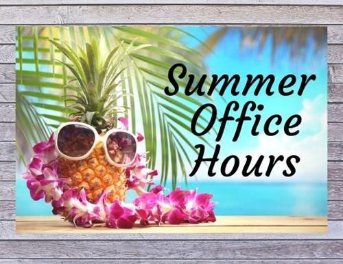 CIS SUMMER OFFICE HOURS 2021 Featured Photo
