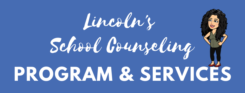 Counseling Program & Services Banner