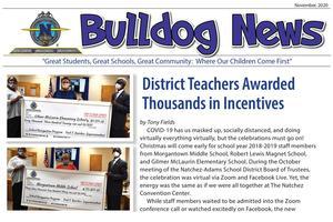 November 2020 Bulldog News