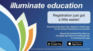 Picture with Online Registration Information