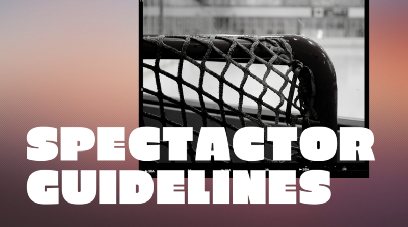 Athletic Spectator Guidelines Featured Photo