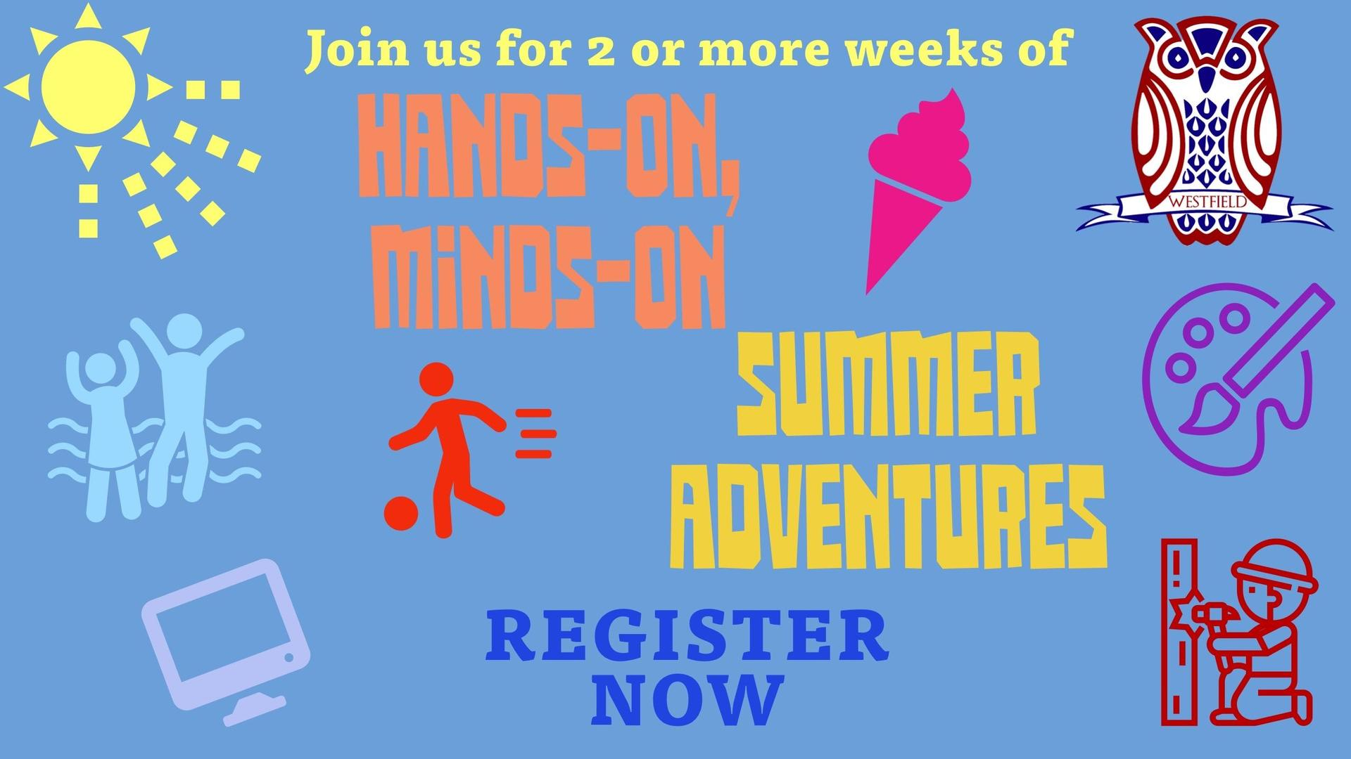 Hands On Minds On Summer Fun