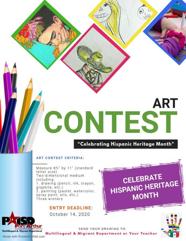 Art Contest/Concurso de Arte Featured Photo