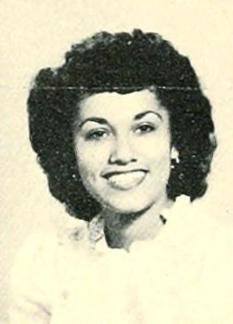Carmen Cruz 1951