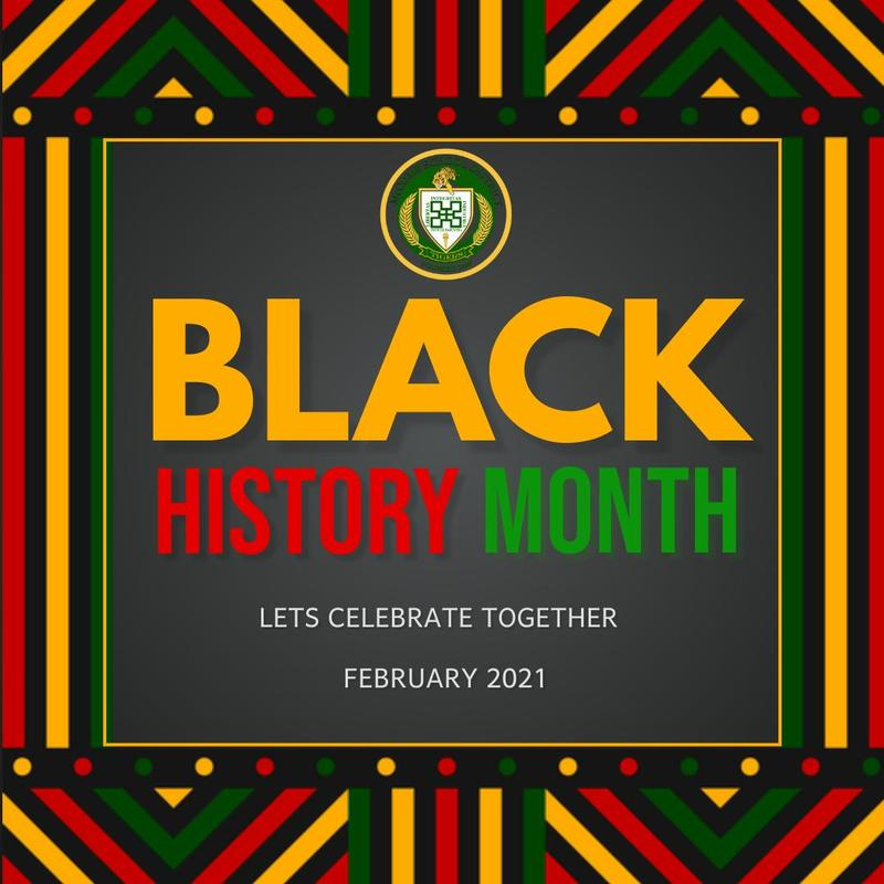 The McComb School District Celebrates Black History Month February 2021