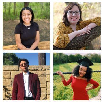 Photos of 4 Class of 2020 Seniors