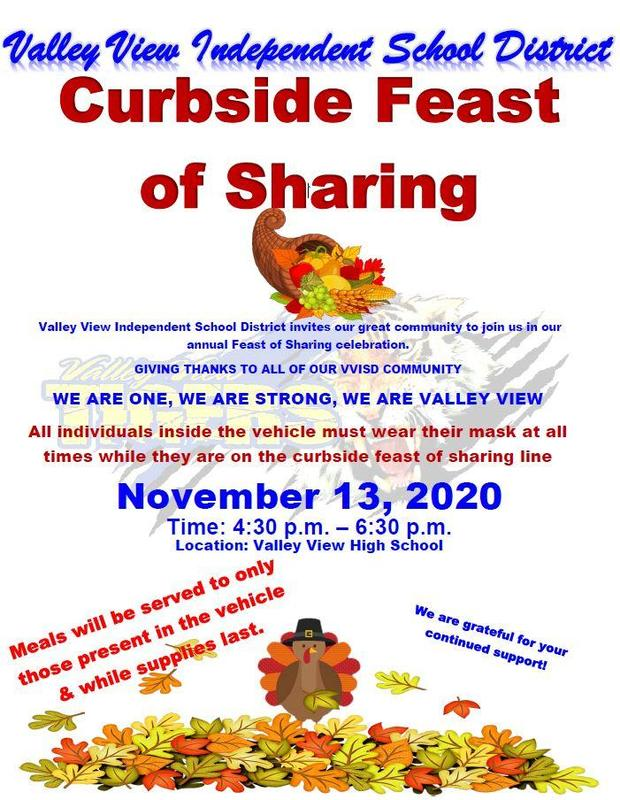 Curbside Feast of Sharing Thumbnail Image