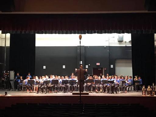 New Tech Middle Beginning Band Takes Home Superior Rating at Texas Music Festival Thumbnail Image