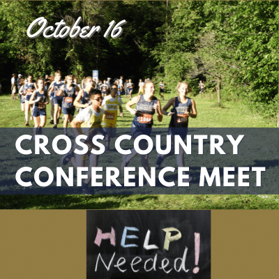 Cross Country Conference Meet Featured Photo