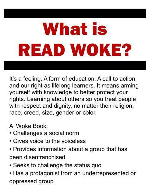 read woke