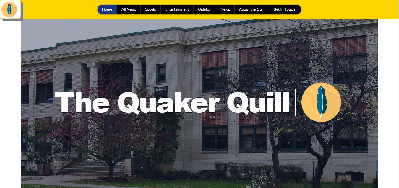 Quaker Quill Website