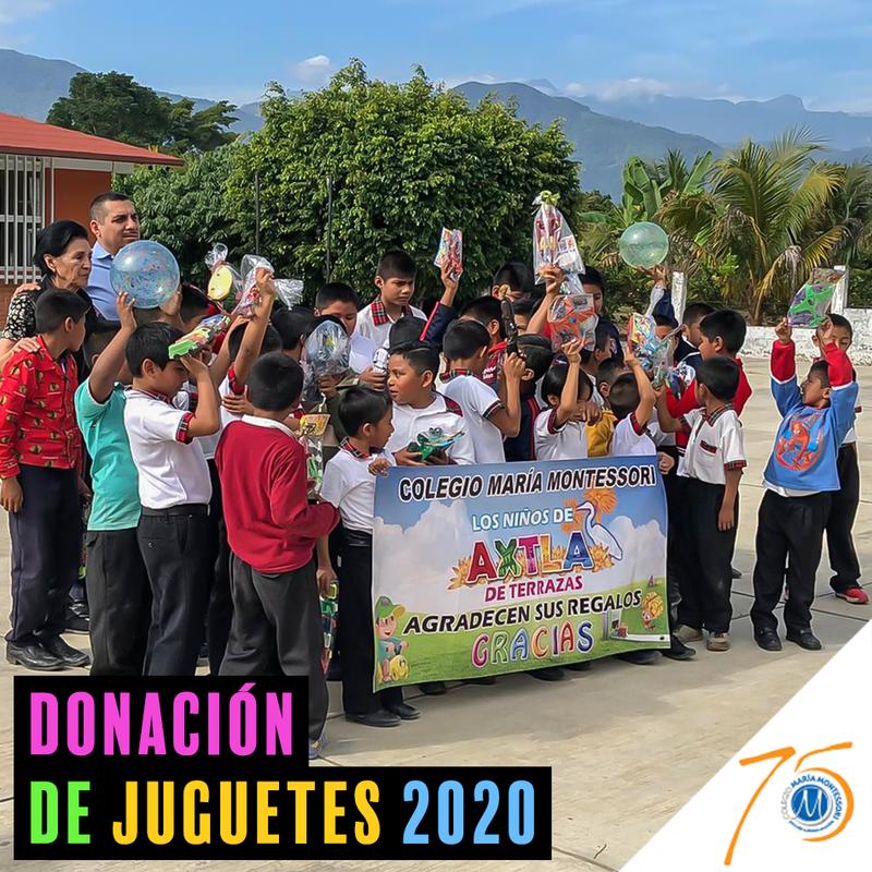 Donación de juguetes 2020 Featured Photo