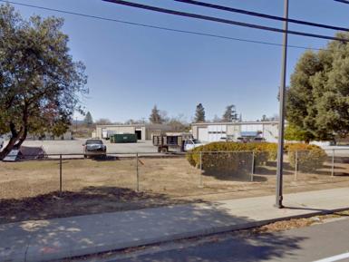 Current Site Maintenance Yard
