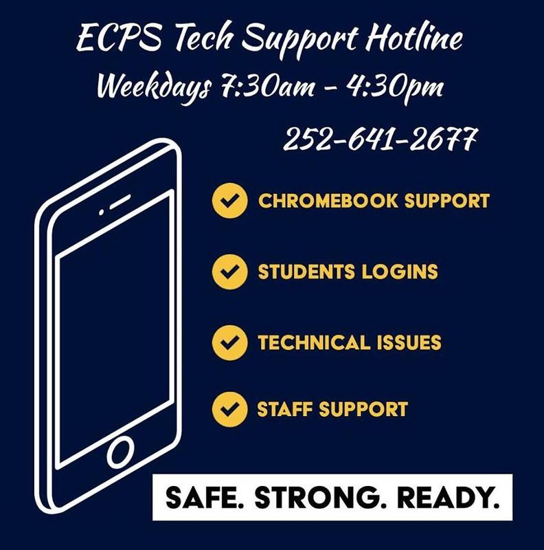 ECPS Tech Support Hotline Featured Photo
