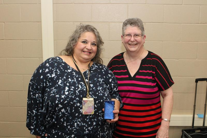 MISD Recognizes 2017-18 Registrar of the Year and Attendance Associate of the Year Thumbnail Image