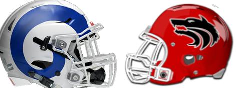 Joachim Helmet vs Wolf Pack helmet!