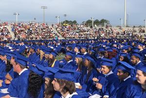 Airport High School graduation