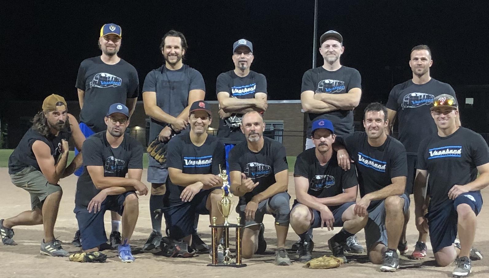 Adult Softball 30+ Champions