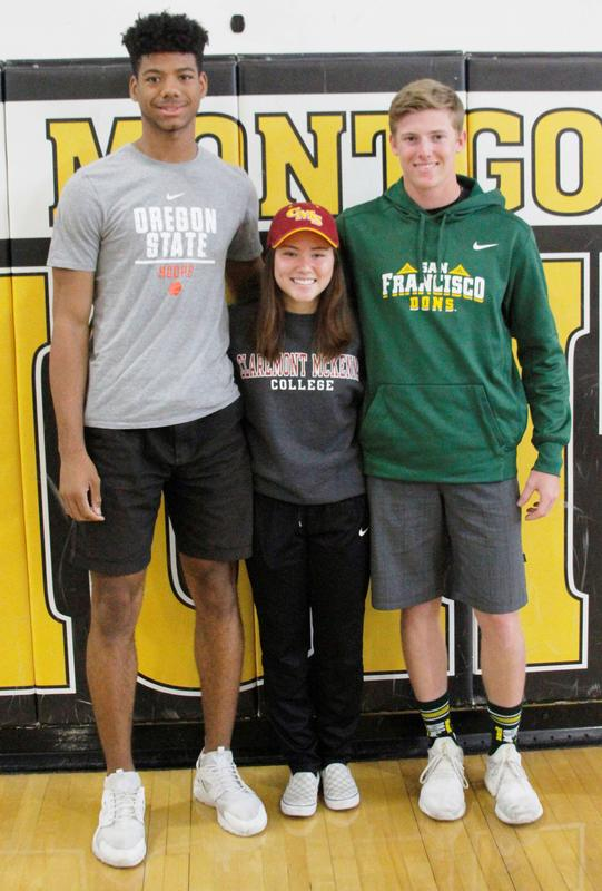 BMHS Student-Athletes Make College Choices Official Thumbnail Image