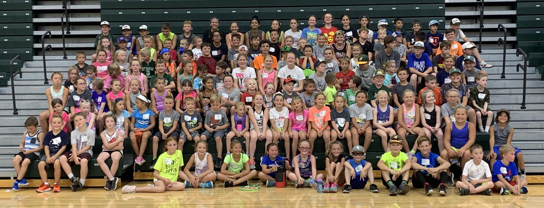 Summer Camp - Coalers with Character