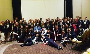 HOSA Butler Tech attendees