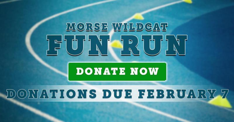 Wildcat Fun Run Donations