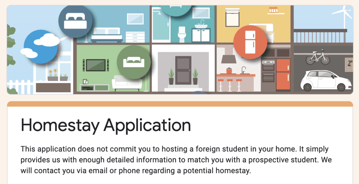 Homestay Application