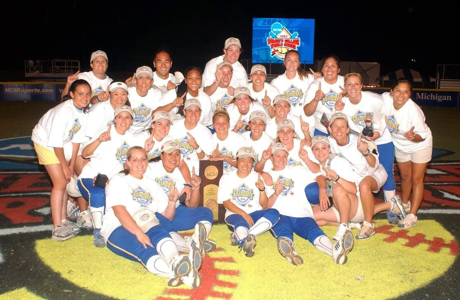 2004 UCLA Softball