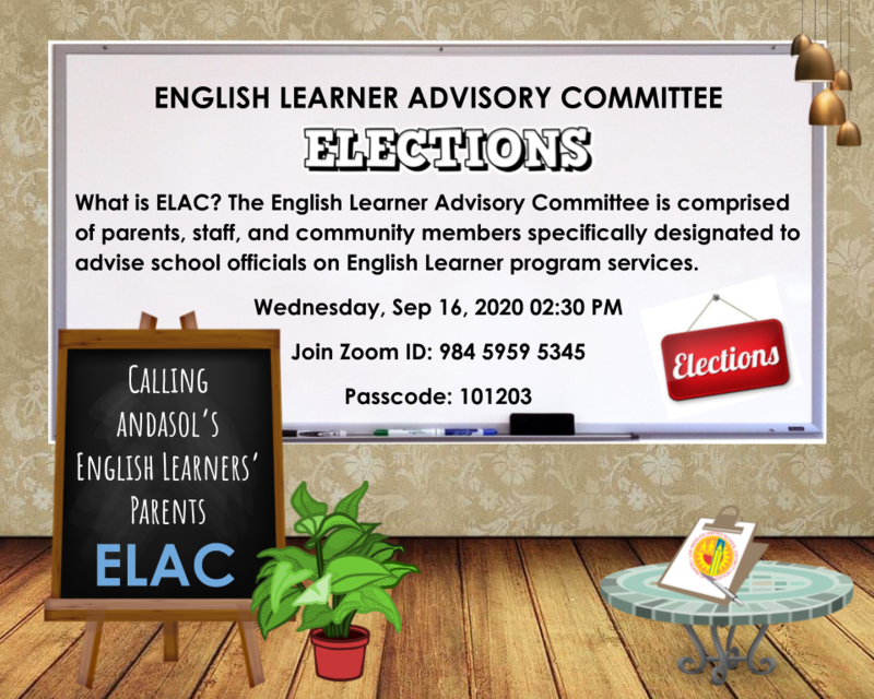 ELAC Elections